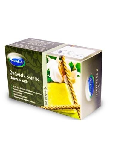 Mecitefendi Organik Sabun - Sarımsak Yağlı (125 Gr.) Renksiz